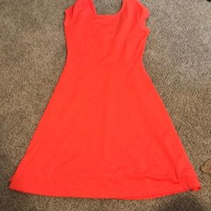 Coral Old Navy Dress